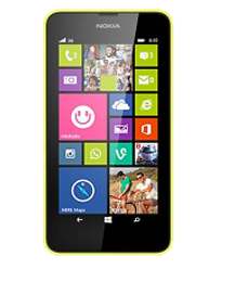 AT&T Nokia Lumia 635 Not Found Unlock Code